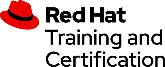 Red Hat Training and Certification logo
