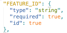 FEATURE_ID screenshot